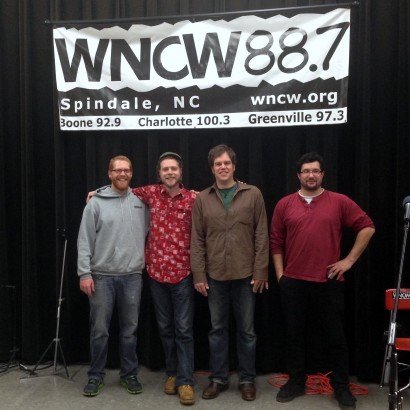Live Session in Studio-B on WNCW